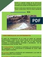 CONTAMINACION  suelos parte2