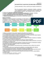 Resumen Metodología de la investigación capítulos 1-4