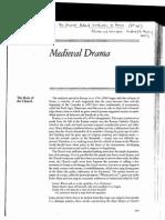 Drama Medieval Hrosvitha Dulcitius