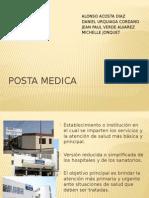POSTA MEDICA EN PERU