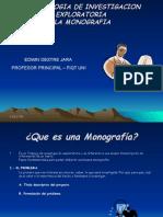 QUE es Monografias y Buscar Inform..ppt