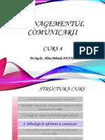 CURS 4 Tehnologii de Informare Si Comunicare