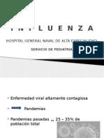 Influenza Sesion