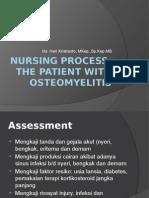 Nursing Process Osteomilitis Kasus