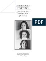 03 VI Informe DDHH- Mujeres Sisma