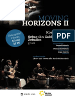 Moving Horizons II