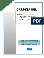 tutoria_carpeta pefdagogica