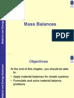 L6-7 Material Balance