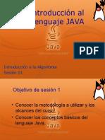 Java Sesion 01