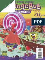 SpongeBob Comics #11