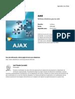 Ajax Video2brain