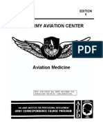 (eBook - English) Us Army - Medical Course Av 0593 - Aviation Medicine