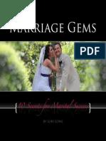 Marriagegems eBook