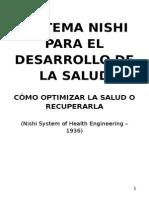 Nishi System of Health Engineering (1936) - TRADUCIDO
