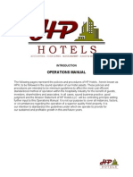 Operations Manual 734