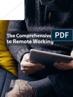 The Comprehensive Guide To Remote Working
