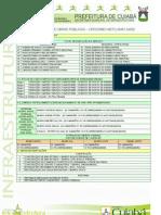 Agenda Segunda e Sab. 13.02 e 15.02