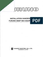 Furuno Antenna Installation Requirements