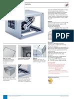 Caja Ventilacion Serie Cvtt