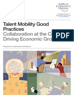 WEF Talent Mobility Report 2012