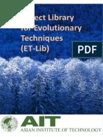ETLib_User's Manual v 1.0