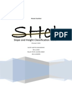 Membuat Aplikasi ArcGIS untuk Analisis Kemiringan Lereng dan Ketinggian