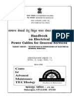 Handbook on Power Cables for General Services(1)
