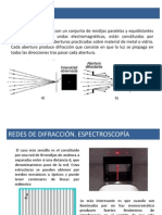 Redes de difracción