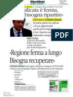 Intervista a Corrado Passera Quotidiano Del Sud