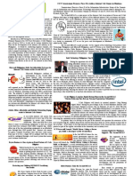 Newsletter i-cafe pilipinas second micas