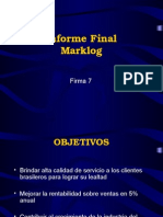 Marklog Ejemplo1 Informe Final