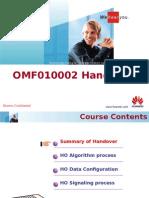 OMF010002 Handover-training-20031001-A-1.5