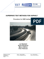NT TR 538_Superpave Test Methods for Asphalt_Nordtest Technical Report