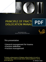 06. Principle of Fracture & Dislocation Management