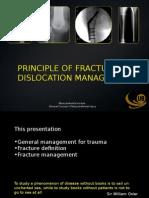 06. Principle of Fracture & Dislocation Management