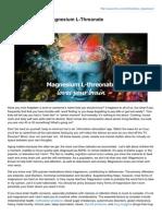 Suzycohen.com-Your Brain Loves Magnesium L-Threonate
