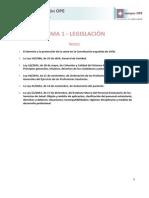Tema 1 Legislacion
