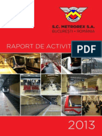 Raport Actvitate2013 Mtx-RO