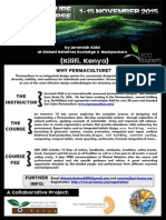 Kilifi PDC 1-15 Nov 2015 with Jeremiah Kidd Flyer