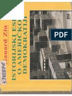 Hauard Zin - Istorijski eseji o američkoj demokratiji