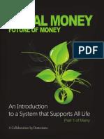 Equal Money - Future of Money - Volume 1