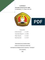 Laporan KL Kelompok PIER2