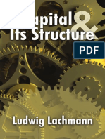 Capital and Its Structure Lachmann