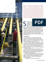 Pipeline - DB50 Deepwater SCR Success