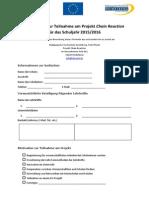 Formular Bewerbung Teilnahme Website Final 2015-16