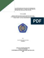 Perencanaan Pengendalian Kualitas Statistik Pada Industri Pengolahan Kayu Dengan Metode Mil Std 414 Dan Mil Std 105d