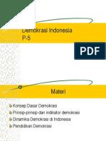 p5 Kwn Demokrasi Indonesia