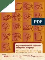 RESPONSABILIDAD SOCIAL EMPRESARIAL EN LA PRENSA PARAGUAYA - GI - PORTALGUARANI
