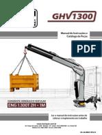 Manual Guindaste Hidraulico Veicular