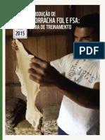 Produção de Borracha FDL e FSA